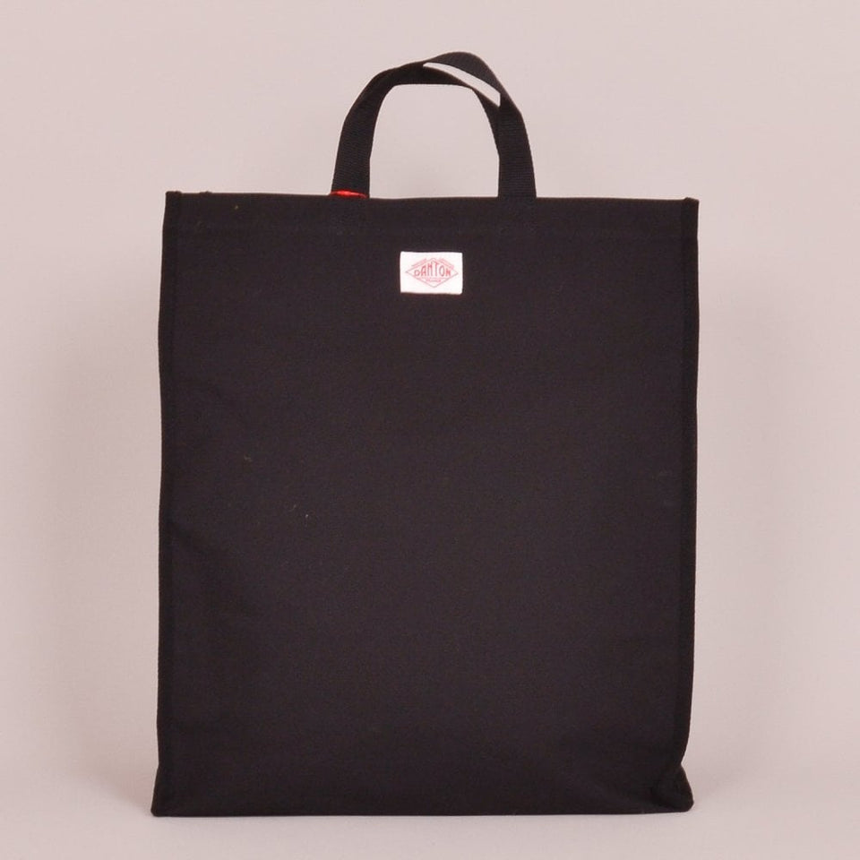 Danton 2-way Tote Bag - Black