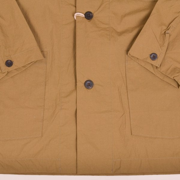 Orslow Loose Fit Pyjama Jacket - Olive