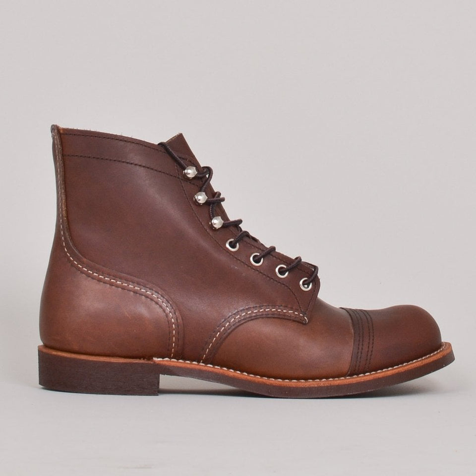 Red Wing Iron Ranger - Amber Harness