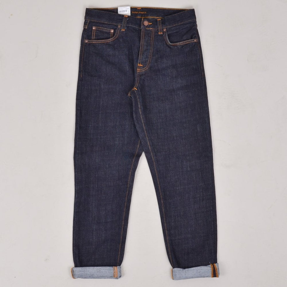 Nudie Jeans Steady Eddie II - Rinsed