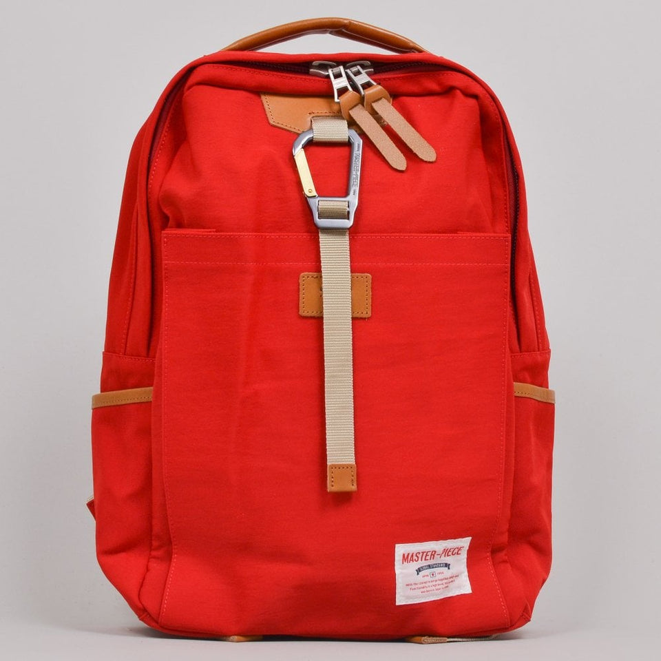 Master-Piece Link Series Backpack - Red