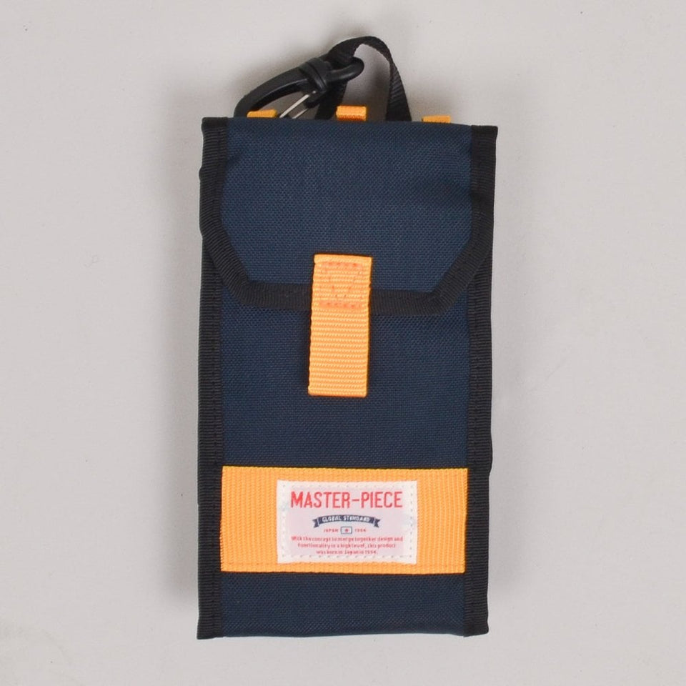 Master-piece Quick Shoulder Pouch - Navy