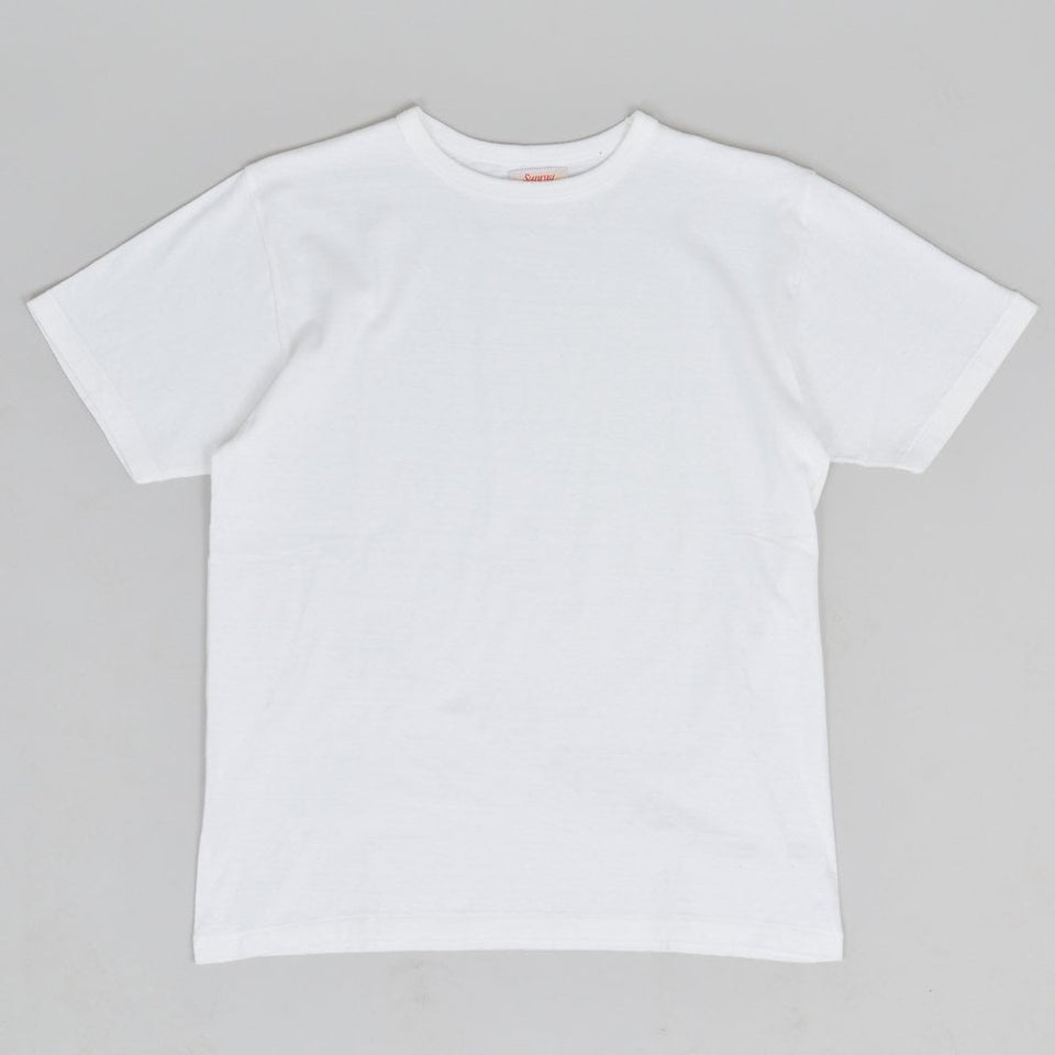 Sunray Sportswear Haleiwa Short Sleeve T-shirt - Off White