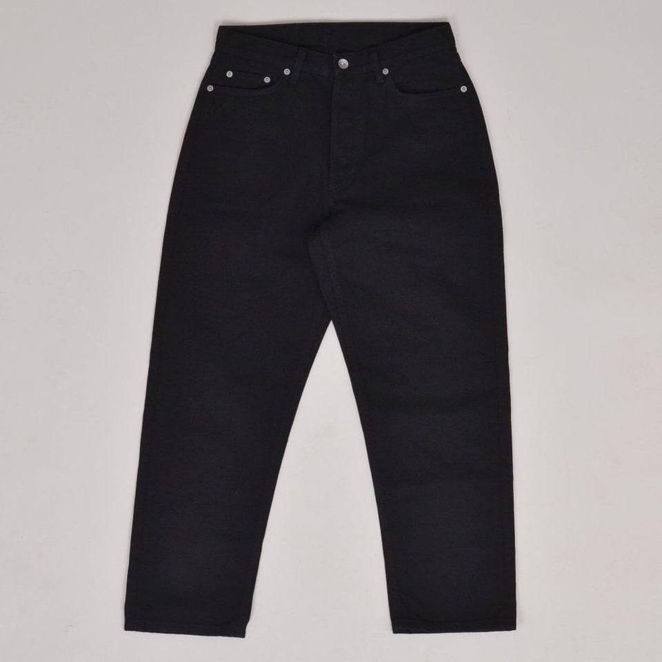 Albam Japanese Denim Taper Fit Jean - Charcoal