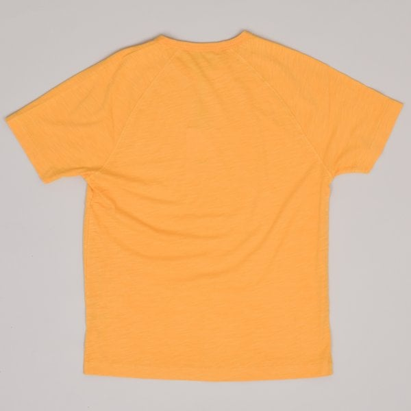 YMC TV Raglan Tee - Yellow