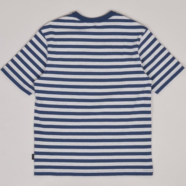 Patagonia Organic Cotton Pocket Tee - Stone Blue