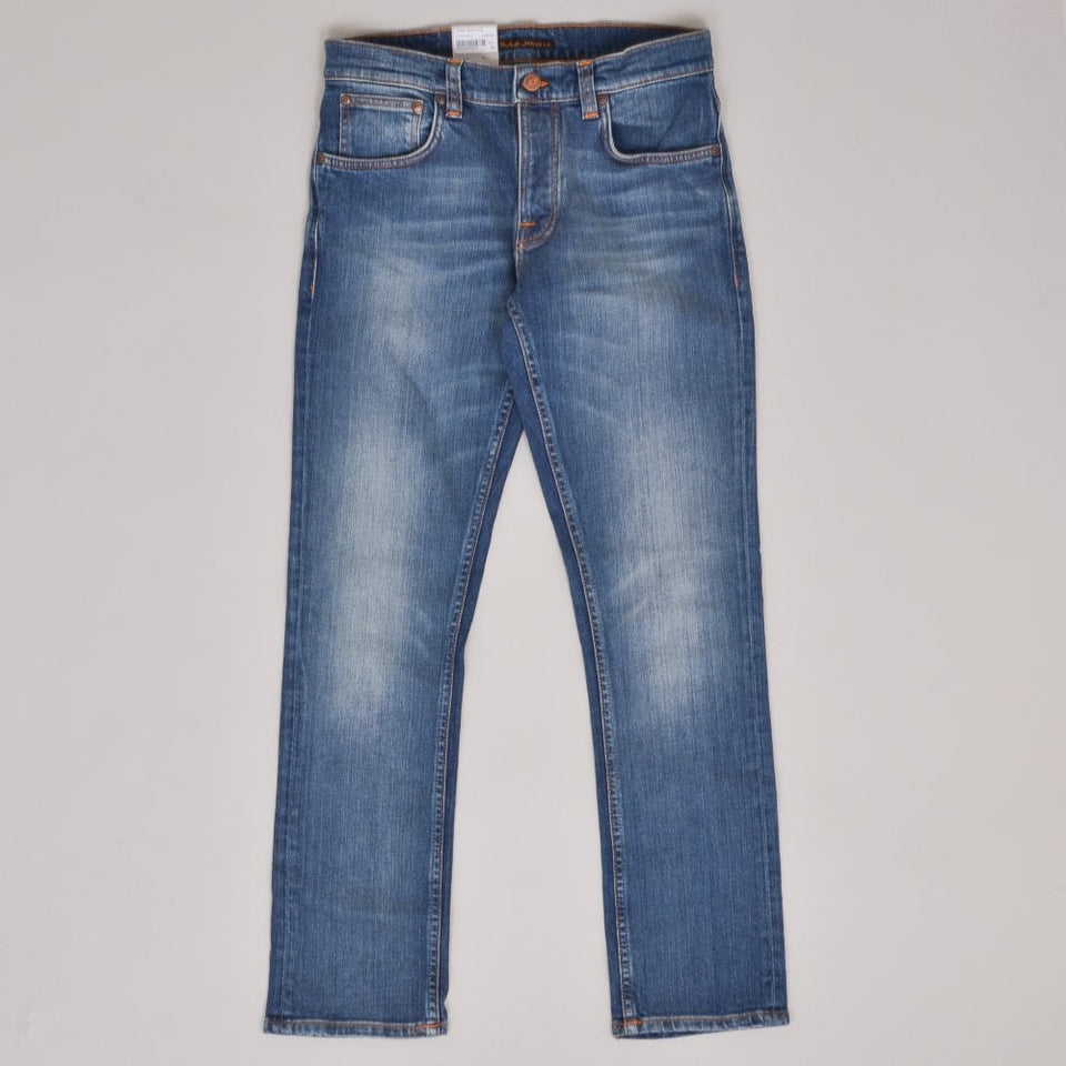 Nudie Jeans Grim Tim - Pale Shelter