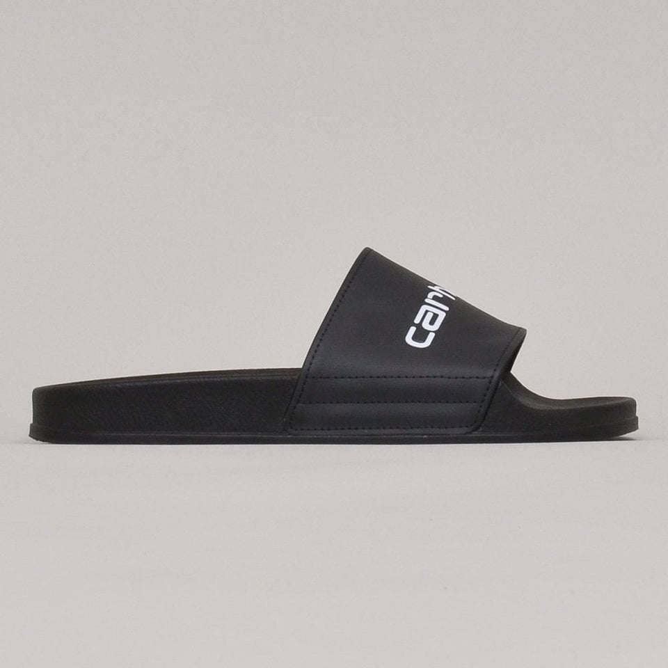 Carhartt WIP Slipper - Black/White