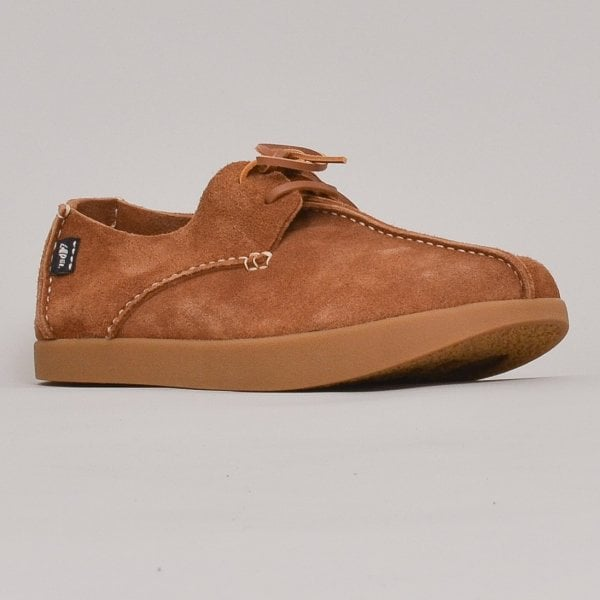 Yogi Lennon Hairy Suede Shoe - Sand Brown