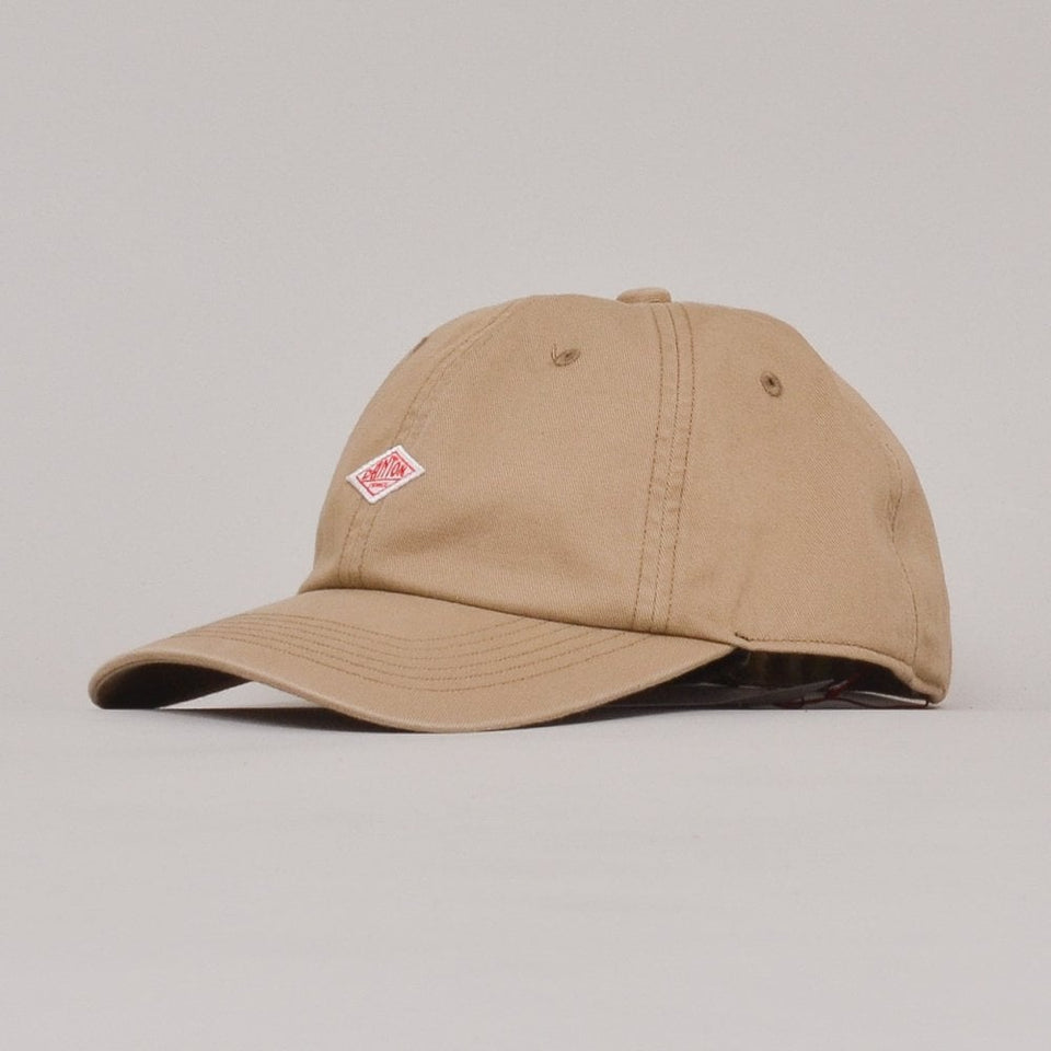 Danton Cap Cotton Twill - Beige