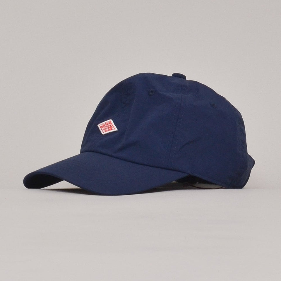 Danton Cap Cotton Twill - Navy