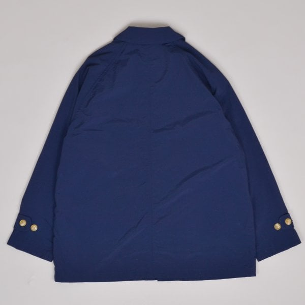 Danton Long Jacket - Navy