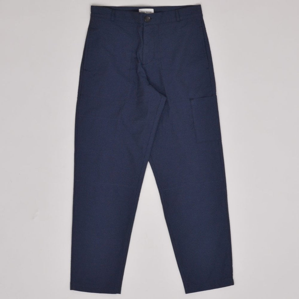 Oliver Spencer Judo Pant - Navy