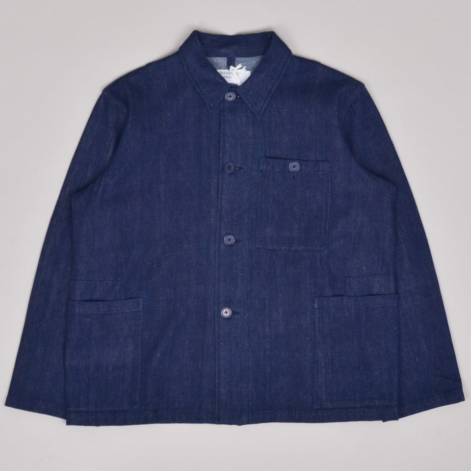 Universal Works Labour Jacket II - Indigo