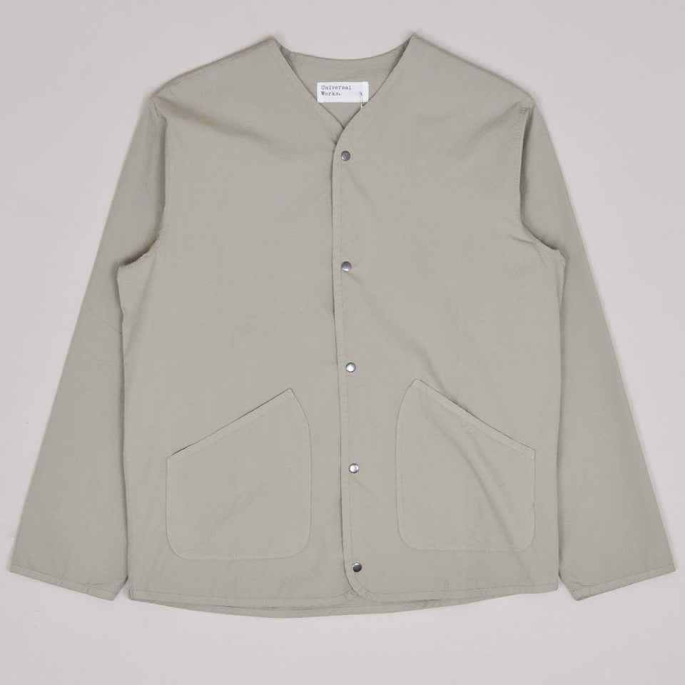 Universal Works Liner Jacket Poplin - Laurel