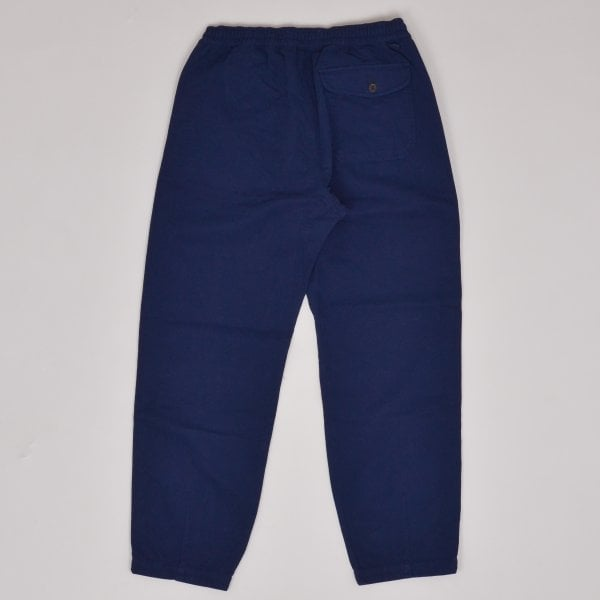 Universal Works Track Trouser Canvas - Navy