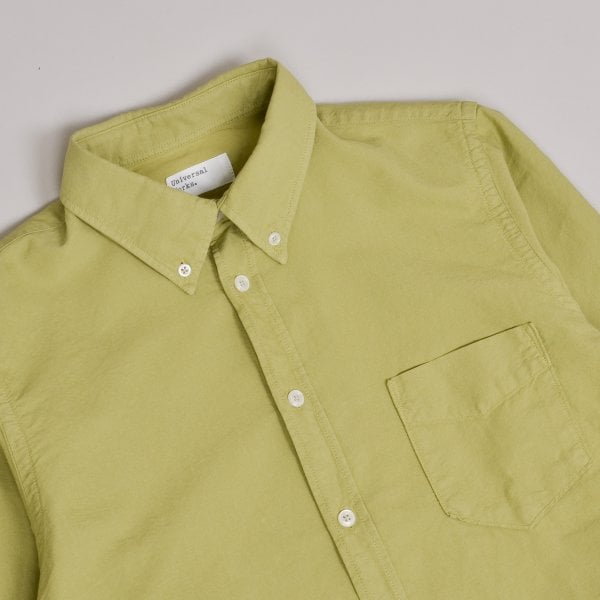 Universal Works Everyday Shirt Oxford - Tea