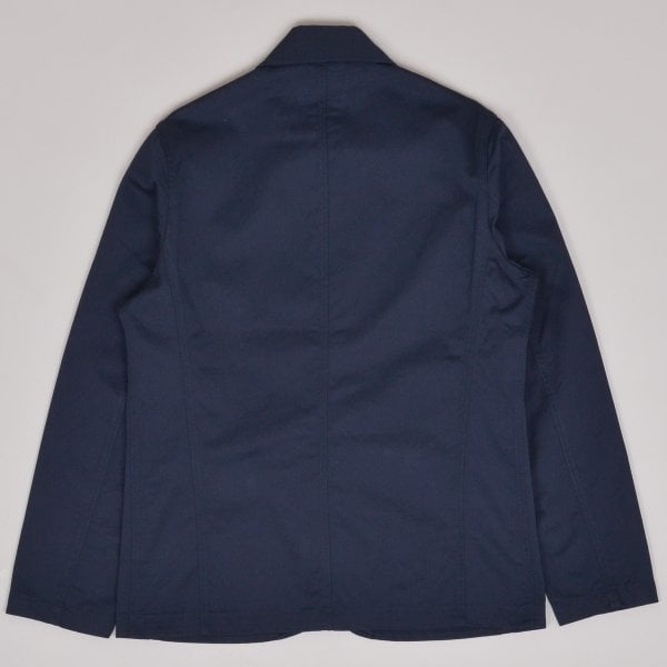 Universal Works Bakers Jacket - Navy Twill