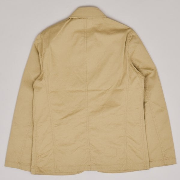 Universal Works Bakers Jacket - Sand