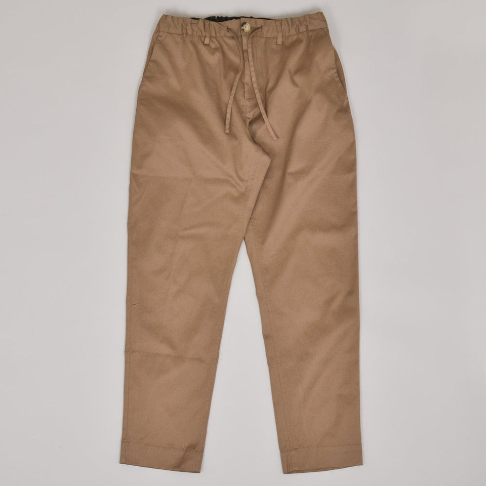 Kestin Inverness Stretch Twill Trouser - Dark Sand