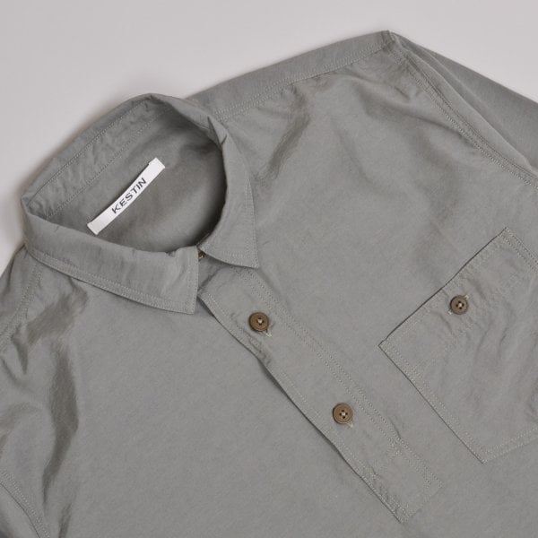 Kestin Granton Shirt - Grass Green