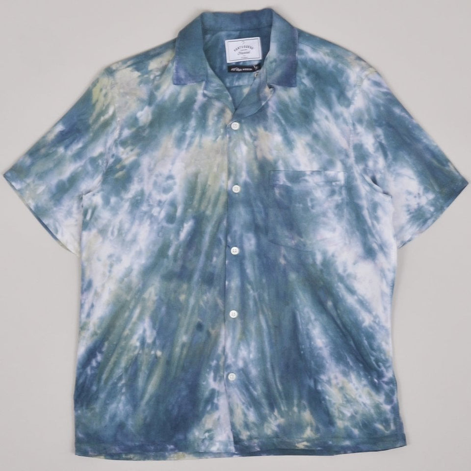 Portuguese Flannel Dogtown S/S Shirt - Messy