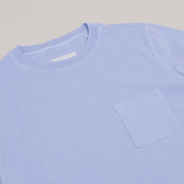 Albam Workwear SS Tee - Light Blue