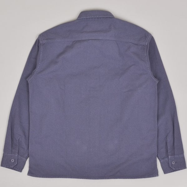Carhartt WIP Reno Shirt - Decent Purple