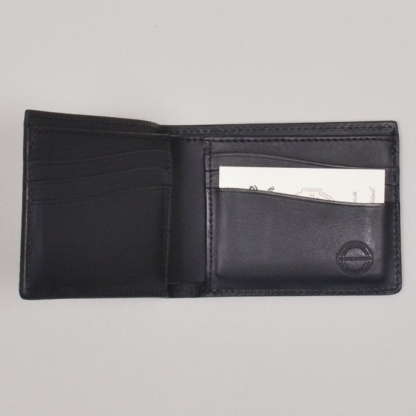 Barnes and Moore Longshore Wallet - Black