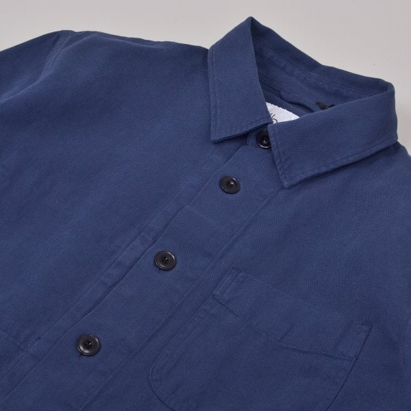 Albam Foundry Shirt - Navy