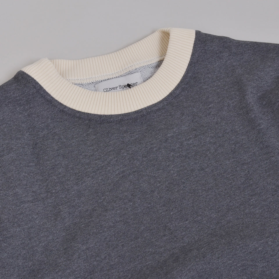 Oliver Spencer Robin Sweatshirt - Clayton Grey