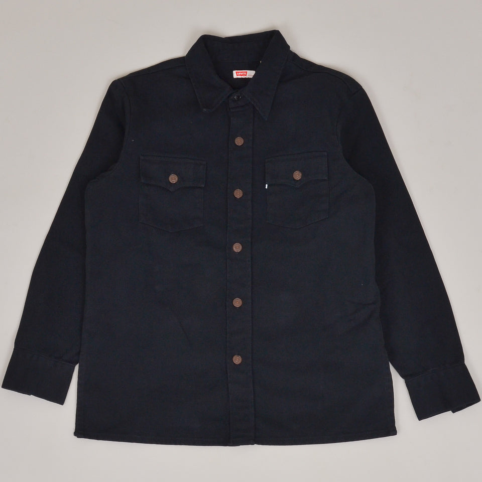 Levi's Vintage Clothing Shirt Jacket - Caviar