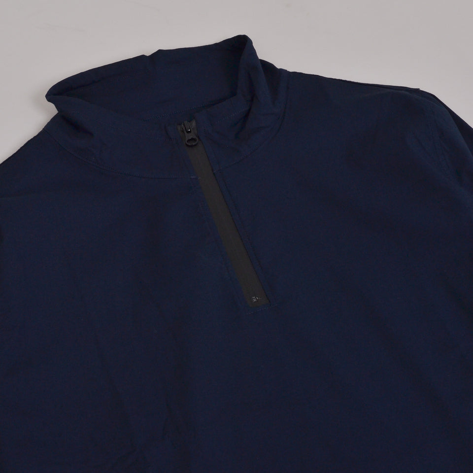 Kestin Creiff Sweat Zip Up Windbreaker - Navy