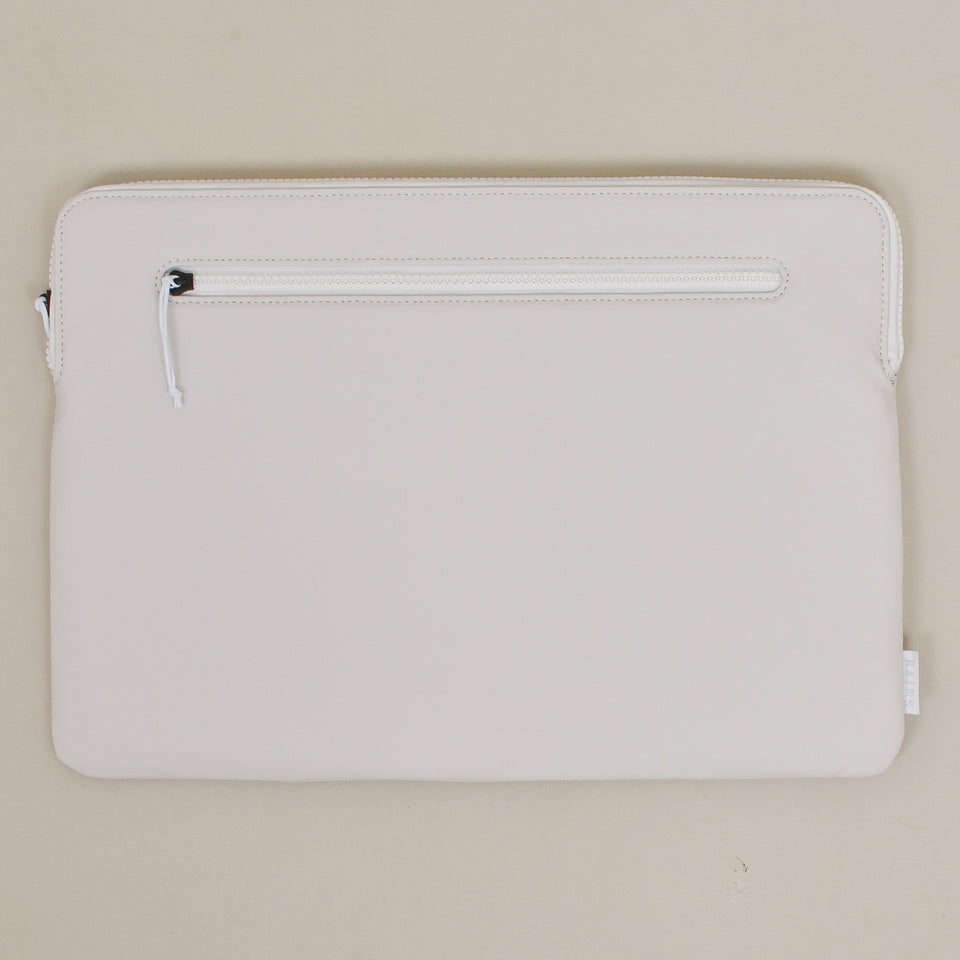 "Rains Laptop Cover 15"" - Off White"