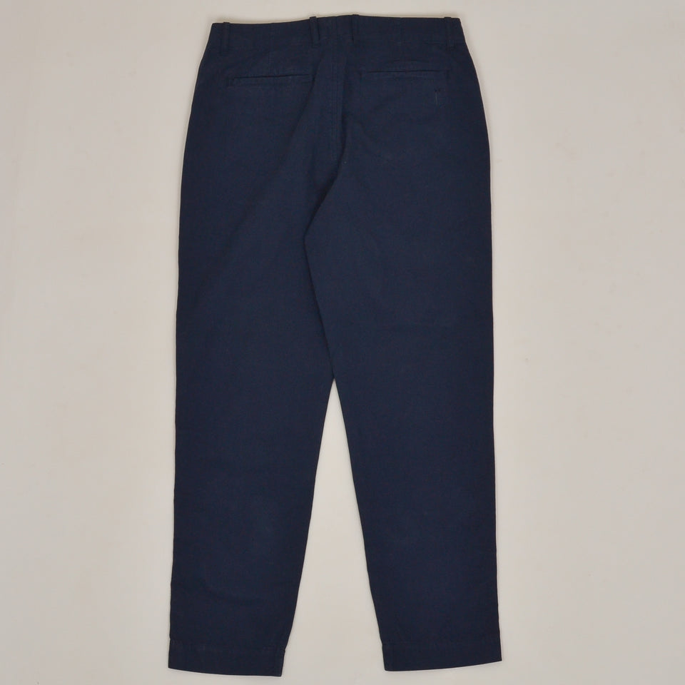Folk Lean Assembly Pant - Navy