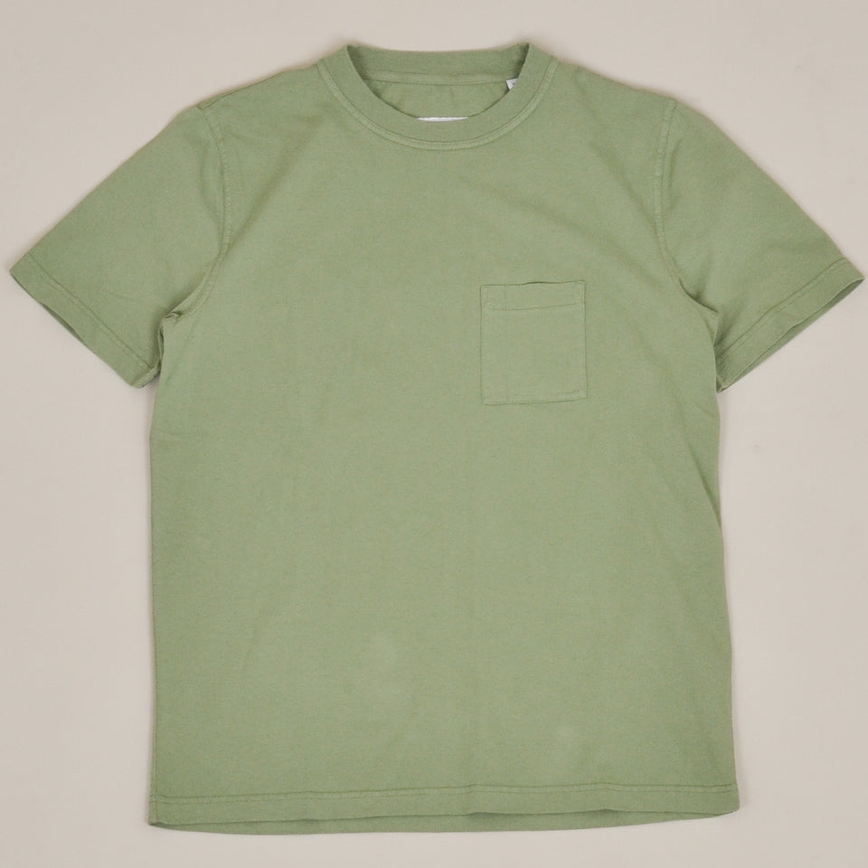 Albam Workwear T-Shirt SS - Oil Green