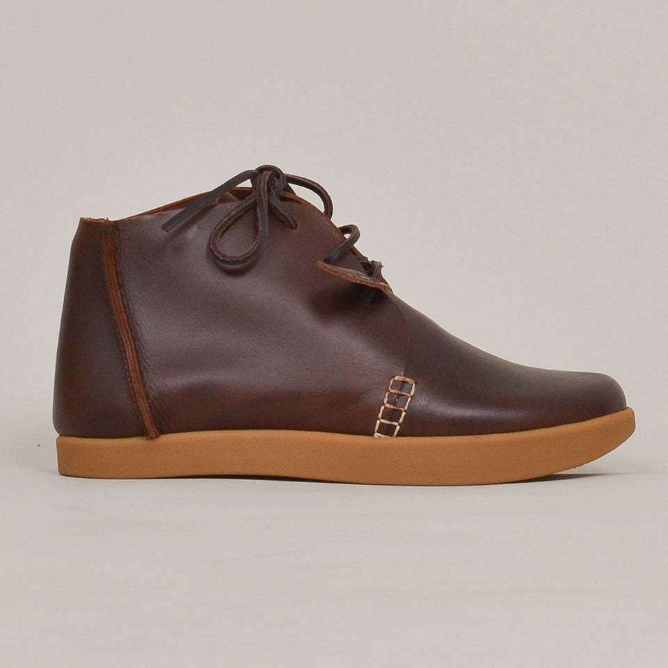 Yogi x YMC  Archer Leather - Brown
