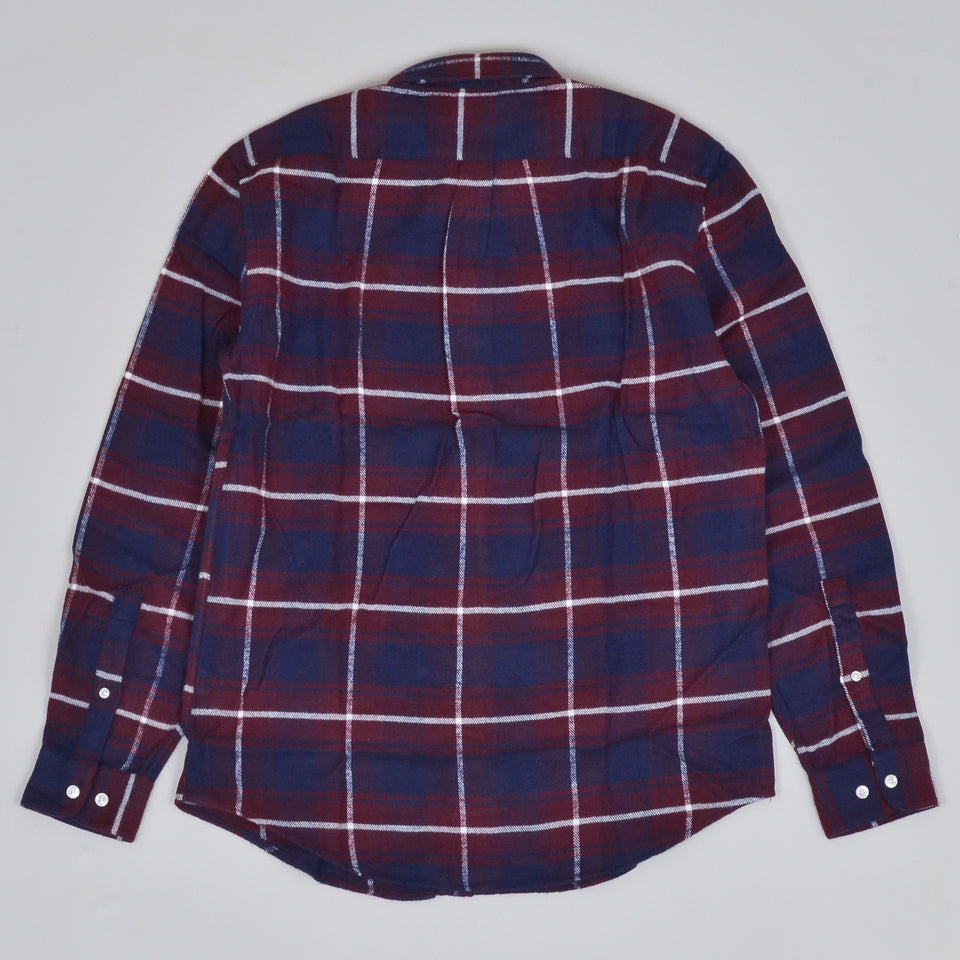 Portuguese Flannel Cruise Shirt - Check