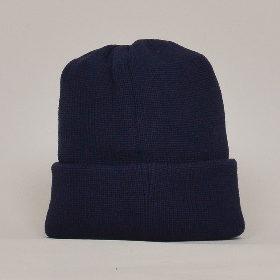 RoToTo Bulky Watch Cap - Navy