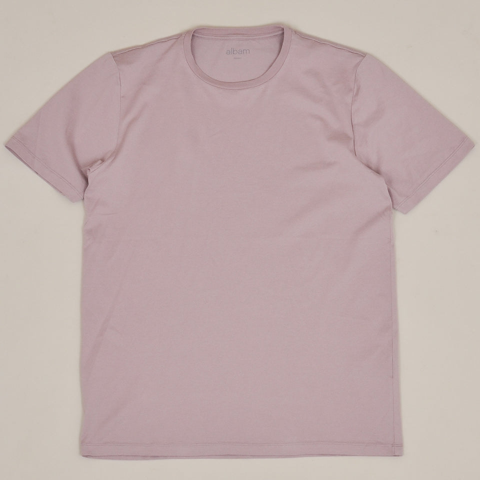Albam Classic T-Shirt - Faded Mauve