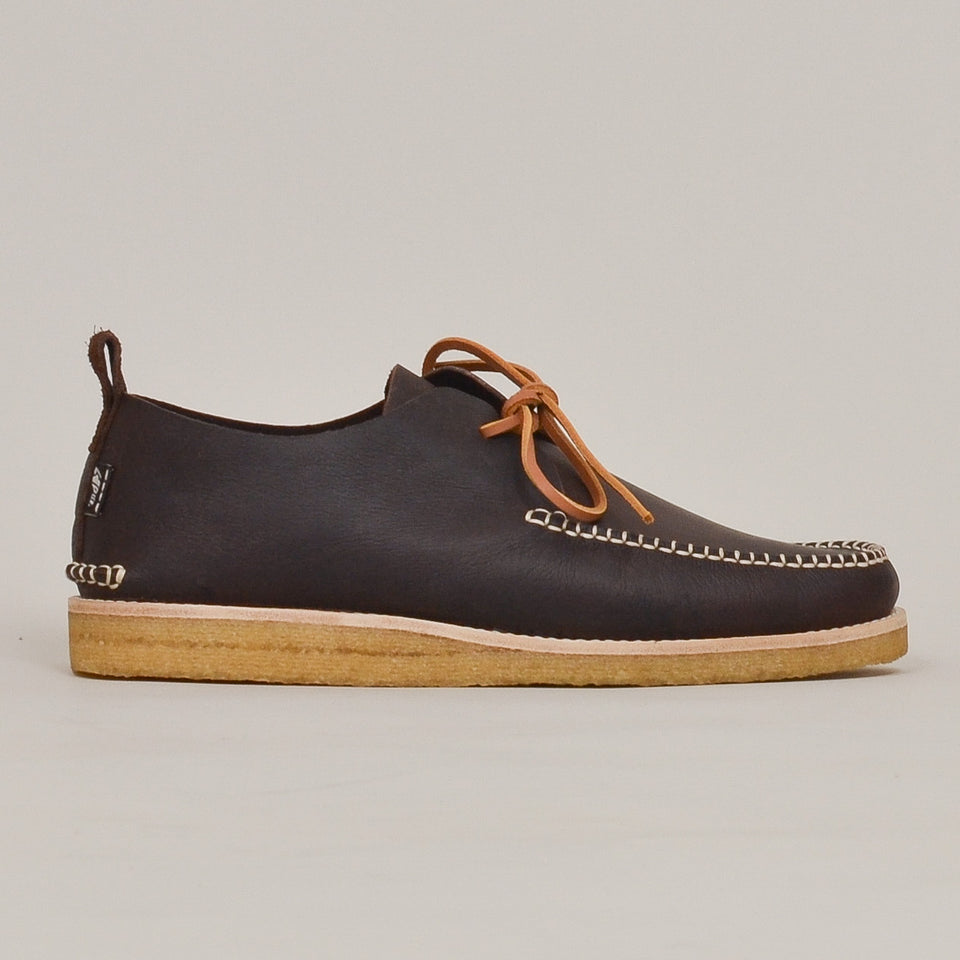 Yogi Lawson Tumbled Crepe - Dark Brown