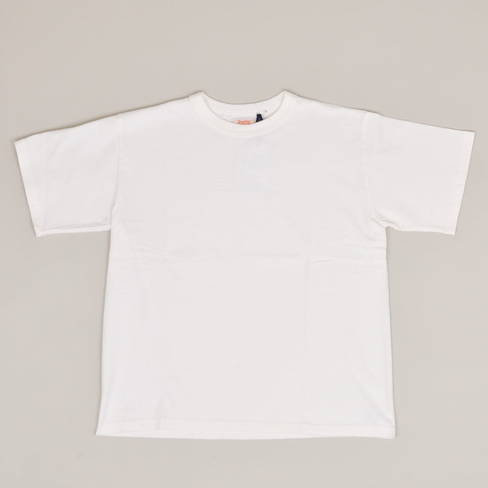 Sunray Sportswear Makaha Short Sleeve T-shirt - Off White