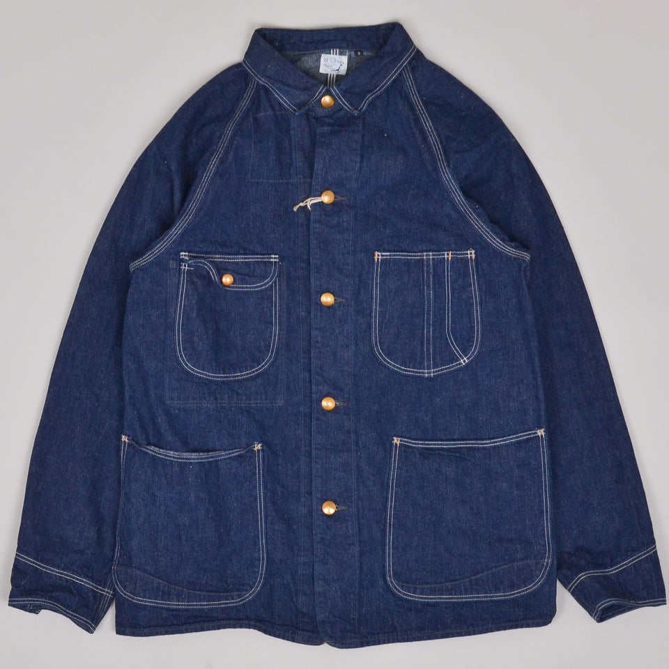 Orslow 50's Coverall - One Wash