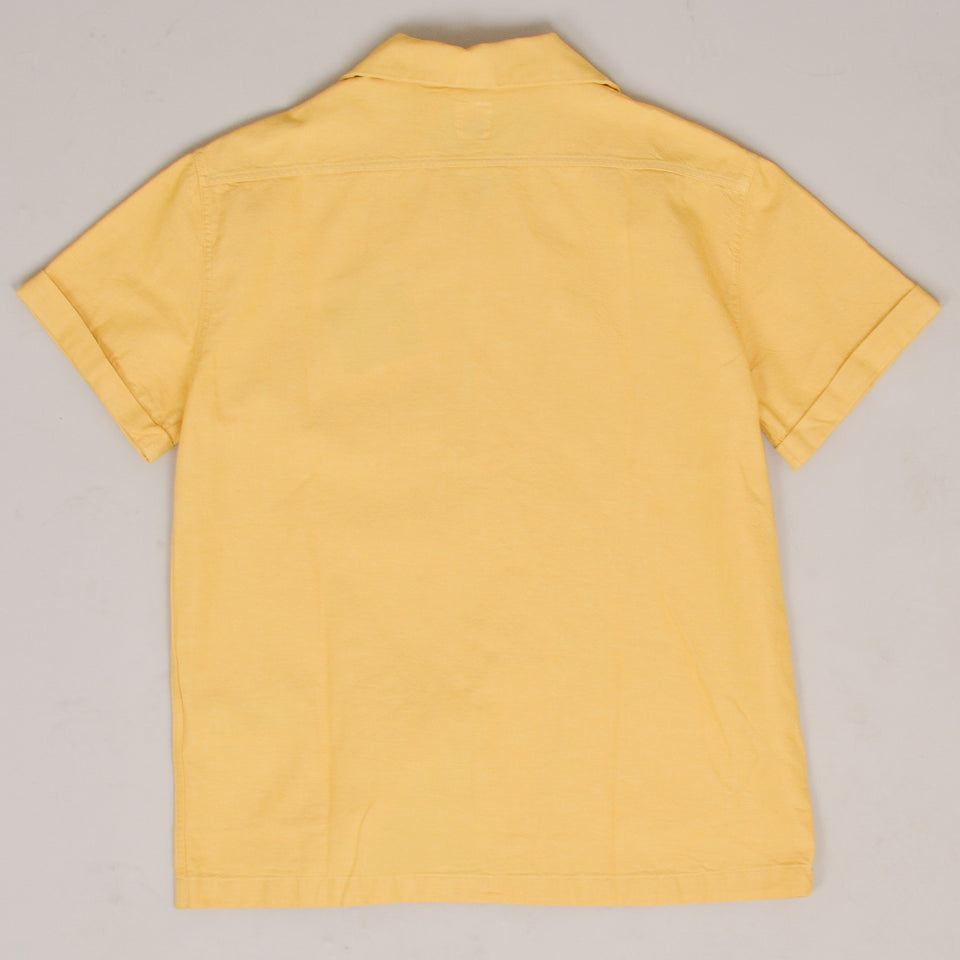 Levi's Vintage Clothing Denim Family Short Sleeve Shirt - Corn
