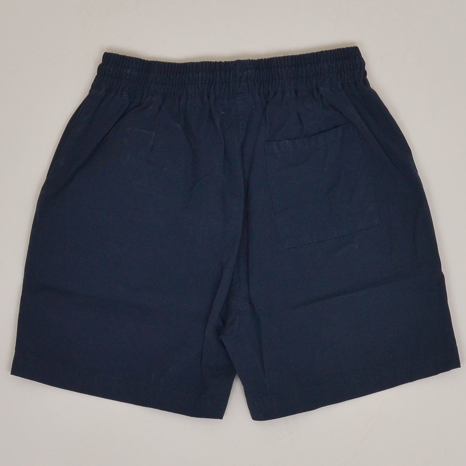 Colorful Standard Organic Twill Shorts - Navy Blue