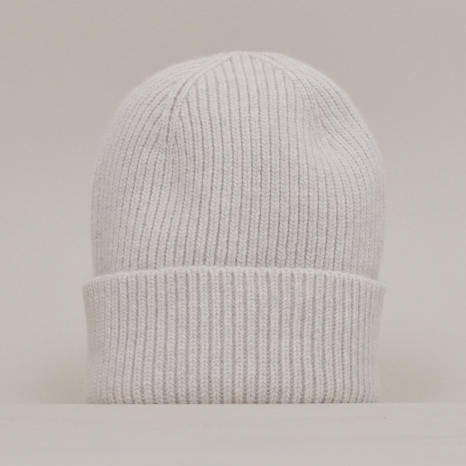 Colorful Standard Merino Wool Beanie - Limestone Grey