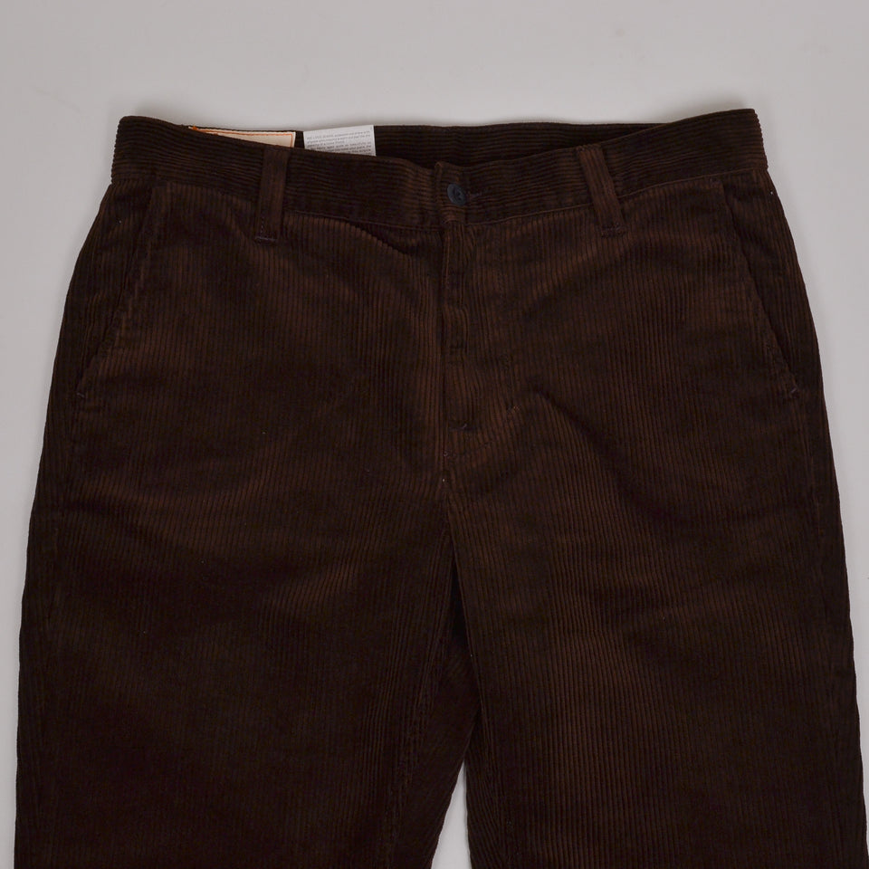 Nudie Jeans Easy Alvin - Brown Cord