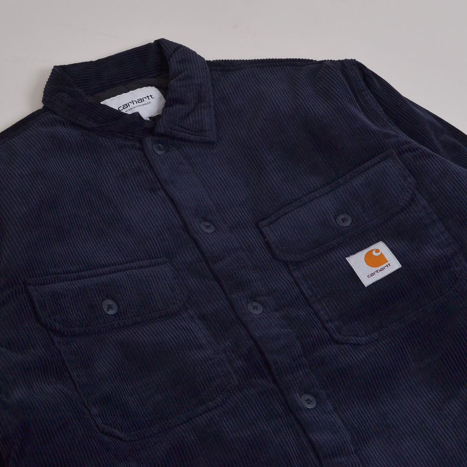 Carhartt WIP Whitsome Shirt/Jacket - Dark Navy