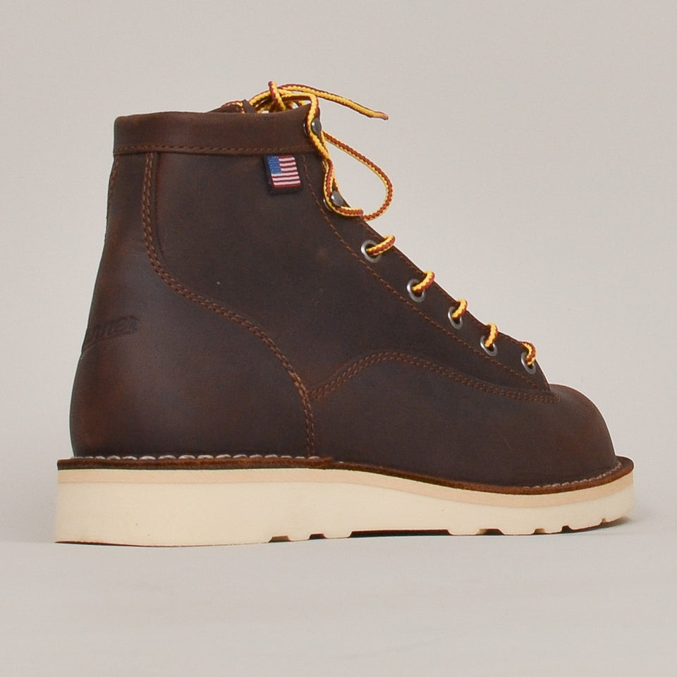 "Danner Bull Run 6"" - Brown"