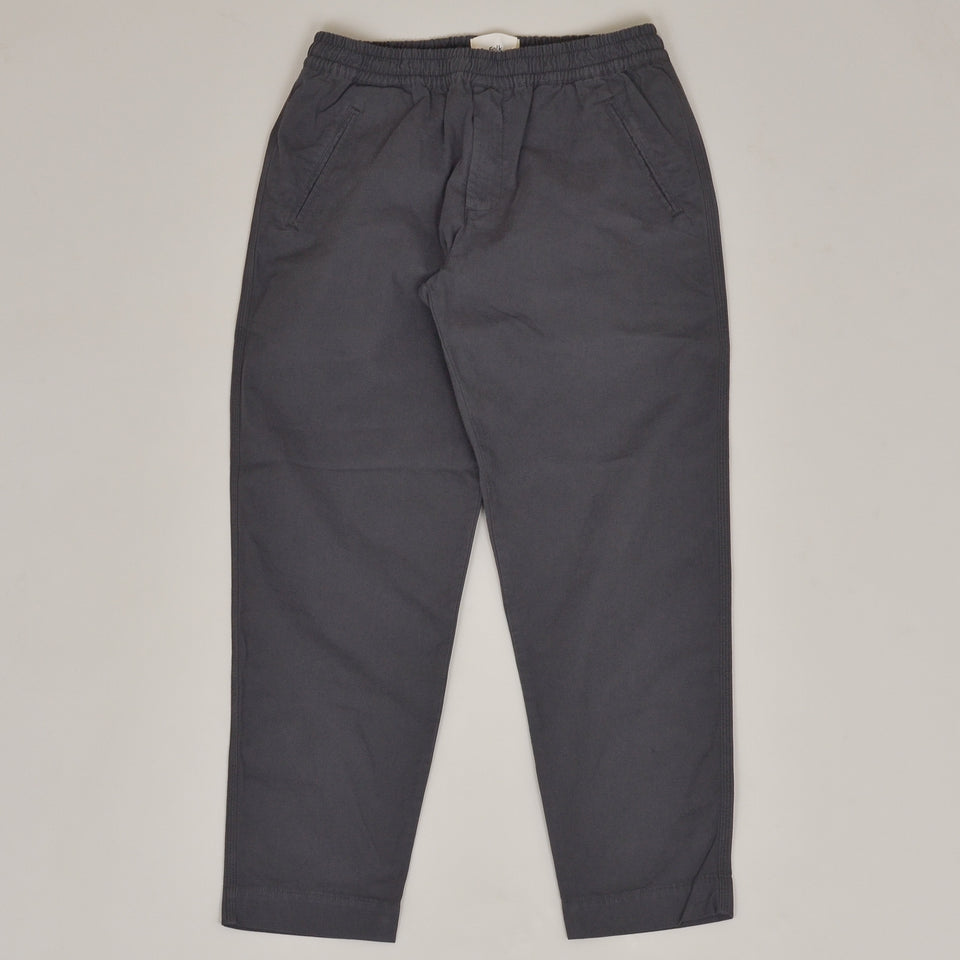 Folk Drawcord Assembly Pant - Charcoal